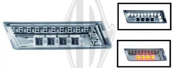 Kit de feux clignotants - HDK-Germany - 77HDK1017378