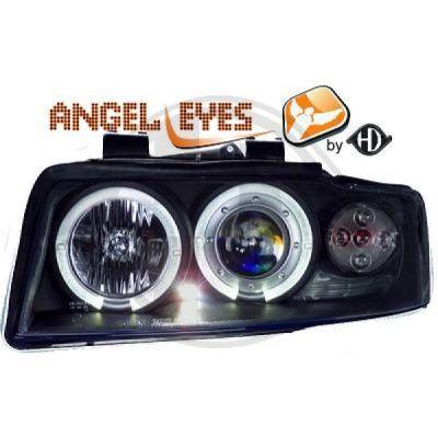 Bloc-optique, projecteurs principaux - HDK-Germany - 77HDK1017580