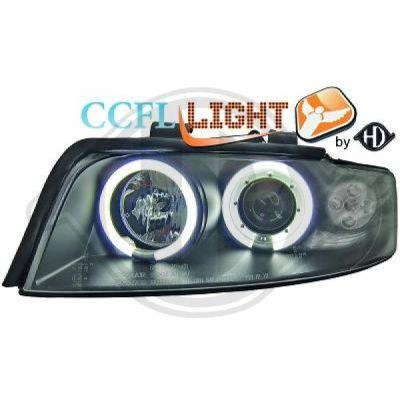 Bloc-optique, projecteurs principaux - HDK-Germany - 77HDK1017581