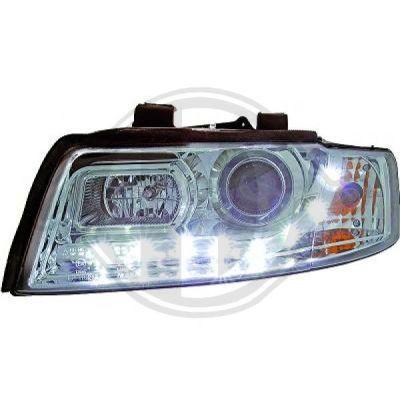 Bloc-optique, projecteurs principaux - HDK-Germany - 77HDK1017685