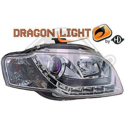 Bloc-optique, projecteurs principaux - HDK-Germany - 77HDK1017885
