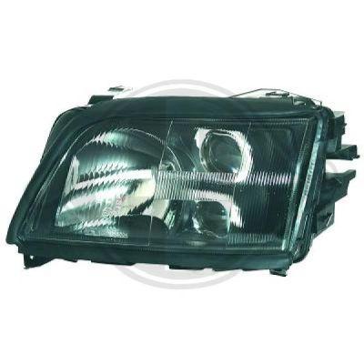 Bloc-optique, projecteurs principaux - HDK-Germany - 77HDK1023280