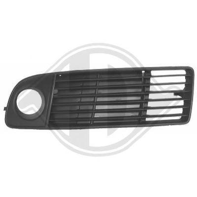 Grille de ventilation, pare-chocs - HDK-Germany - 77HDK1024047