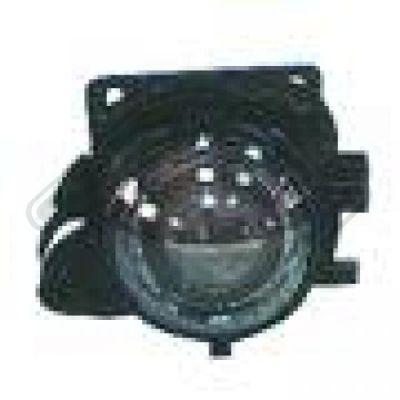 Projecteur antibrouillard - HDK-Germany - 77HDK1024088