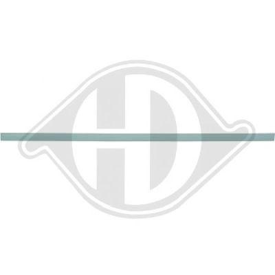 Baguette et bande protectrice, porte - Diederichs Germany - 1024420