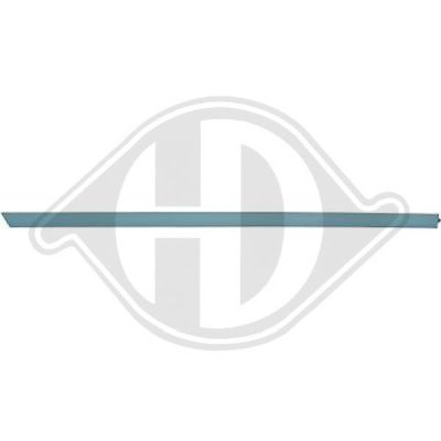 Baguette et bande protectrice, porte - Diederichs Germany - 1024423