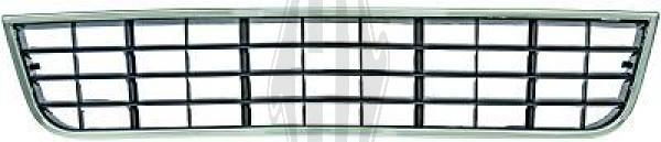 Grille de ventilation, pare-chocs - Diederichs Germany - 1025045