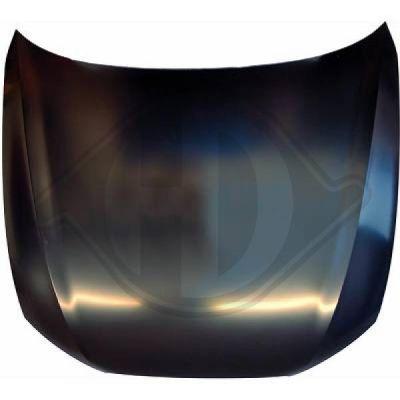 Capot-moteur - Diederichs Germany - 1028001