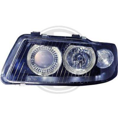 Bloc-optique, projecteurs principaux - Diederichs Germany - 1030380