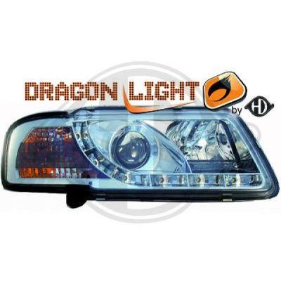 Bloc-optique, projecteurs principaux - HDK-Germany - 77HDK1030785