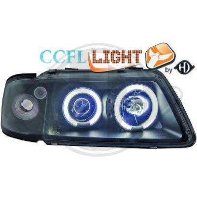 Bloc-optique, projecteurs principaux - HDK-Germany - 77HDK1030881
