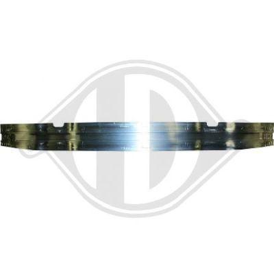 Recouvrement de pare-chocs, dispositif d'attelage - Diederichs Germany - 1032060
