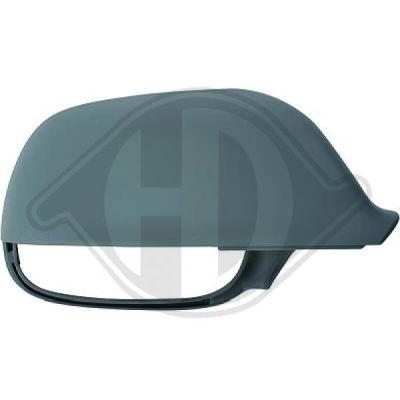 Revêtement, rétroviseur extérieur - HDK-Germany - 77HDK1075128