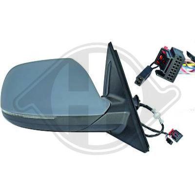 Rétroviseur extérieur - HDK-Germany - 77HDK1075325