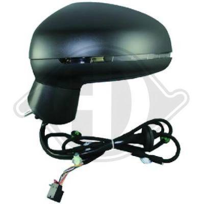 Rétroviseur extérieur - HDK-Germany - 77HDK1080124