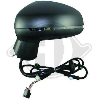 Rétroviseur extérieur - HDK-Germany - 77HDK1080225
