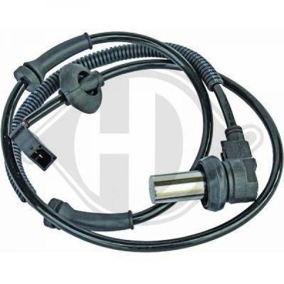 Capteur, vitesse de roue - Diederichs Germany - 1101615