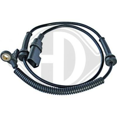 Capteur, vitesse de roue - HDK-Germany - 77HDK1140402