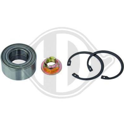 Jeu de roulements de roue - HDK-Germany - 77HDK1142509