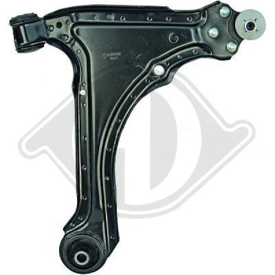 Bras de liaison, suspension de roue - HDK-Germany - 77HDK1180400