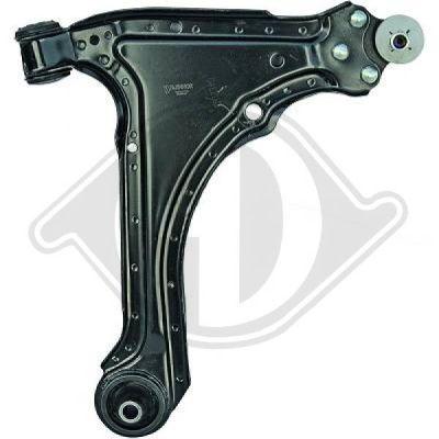 Bras de liaison, suspension de roue - Diederichs Germany - 1180401