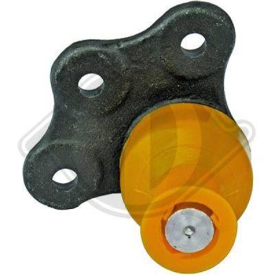 Rotule de suspension - Diederichs Germany - 1180502