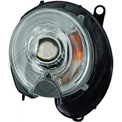 Bloc-optique, projecteurs principaux - HDK-Germany - 77HDK1206485