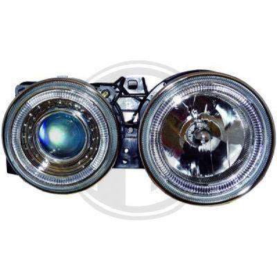 Bloc-optique, projecteurs principaux - HDK-Germany - 77HDK1211380