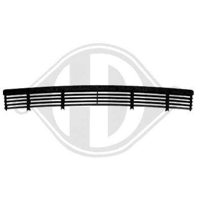 Grille de ventilation, pare-chocs - HDK-Germany - 77HDK1213045