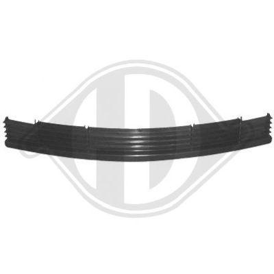 Grille de ventilation, pare-chocs - HDK-Germany - 77HDK1213046