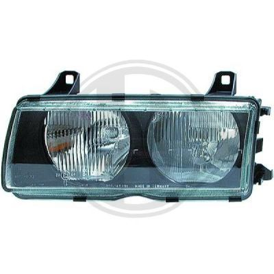 Glace striée, projecteur principal - HDK-Germany - 77HDK1213086
