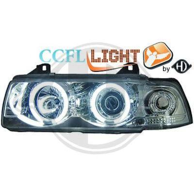 Bloc-optique, projecteurs principaux - HDK-Germany - 77HDK1213680