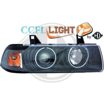 Bloc-optique, projecteurs principaux - HDK-Germany - 77HDK1213781