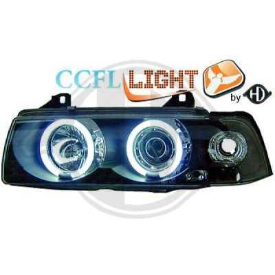 Bloc-optique, projecteurs principaux - HDK-Germany - 77HDK1213782
