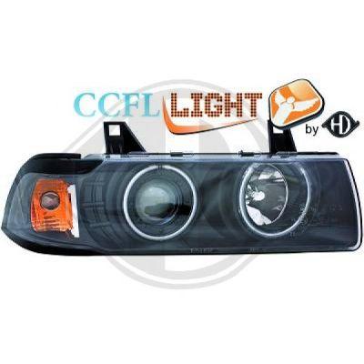 Bloc-optique, projecteurs principaux - HDK-Germany - 77HDK1213981