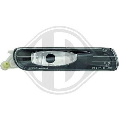Projecteur antibrouillard - Diederichs Germany - 1214088