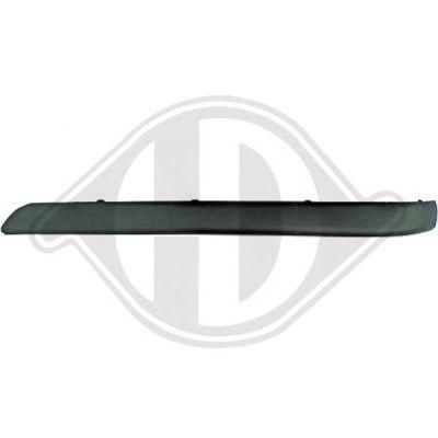 Jeu de baguettes et bandes protectrices, pare-chocs - HDK-Germany - 77HDK1214169