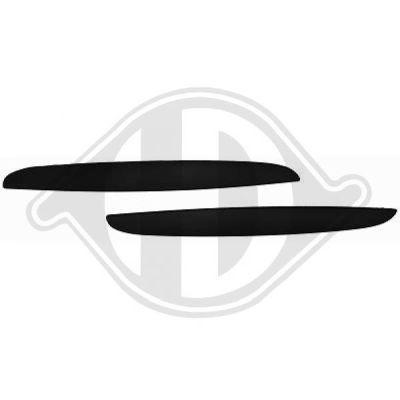 Cadre, grille de radiateur - Diederichs Germany - 1216241
