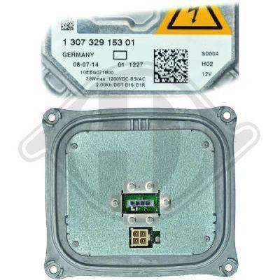 Appareil de commande, système d'éclairage - HDK-Germany - 77HDK1216285