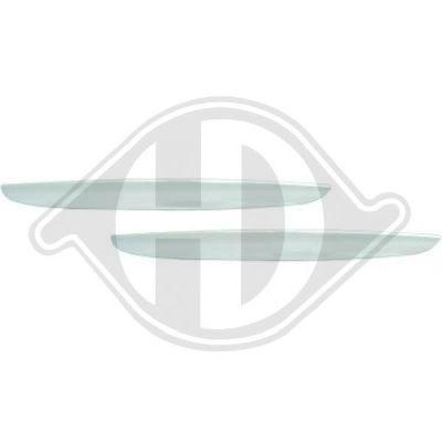 Cadre, grille de radiateur - Diederichs Germany - 1216341
