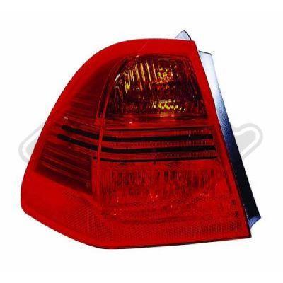 Feu arrière - HDK-Germany - 77HDK1216691