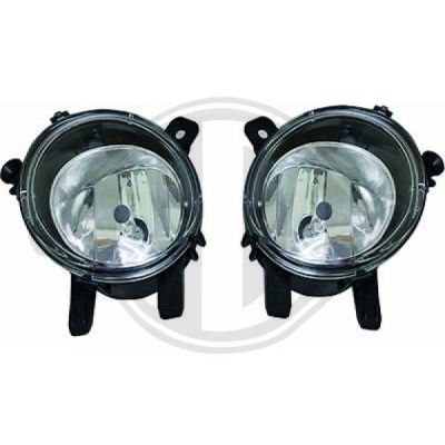Bloque-optique, Phares antibrouillard - HDK-Germany - 77HDK1217388