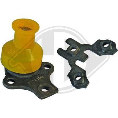 Rotule de suspension - HDK-Germany - 77HDK1221201