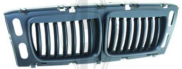 Grille de radiateur - HDK-Germany - 77HDK1222340