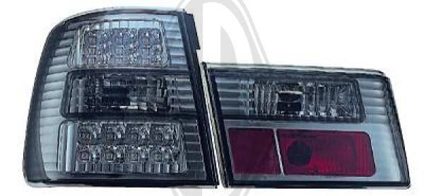 Kit de feux arrières - Diederichs Germany - 1222495