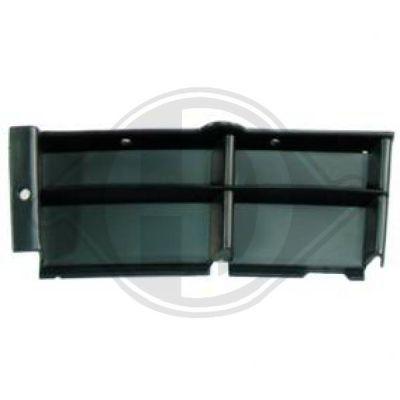 Grille de ventilation, pare-chocs - HDK-Germany - 77HDK1223046