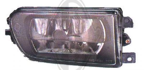 Projecteur antibrouillard - Diederichs Germany - 1223088