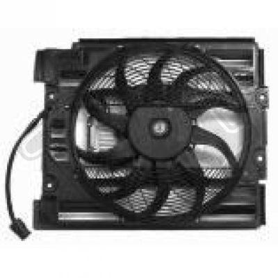 Ventilateur, refroidissement du moteur - Diederichs Germany - 1223101