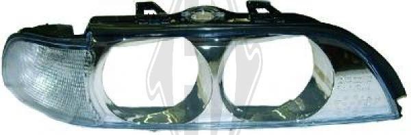 Glace striée, projecteur principal - Diederichs Germany - 1223185