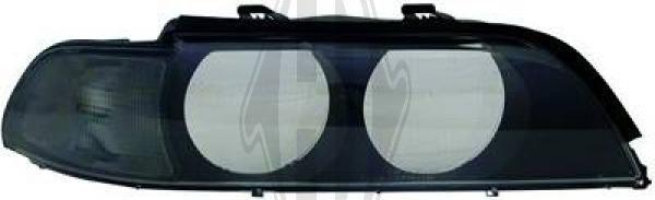 Glace striée, projecteur principal - Diederichs Germany - 1223286